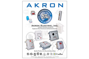 Akron Electric Inc, Catalog